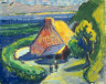 Emily Carr / House in Brittany / 1911