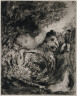 Marc Chagall / The Hen with the Golden Eggs / 1927-1930, printed before 1952