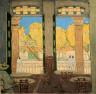 James Wilson Morrice / Café el Pasaje, Havana / c. 1915-1919
