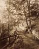 Émile Lacas / Lovers' Walk / c. 1902-1909
