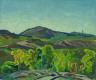 Frank Carmichael / Sombre Valley / c. 1937