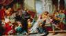 François Boucher / The Judgement of Susannah / c. 1720-1721