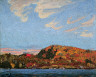 Tom Thomson / The Hill in Autumn / 1914