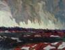A.Y. Jackson / March Storm, Georgian Bay / 1920
