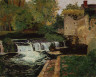 Maurice Cullen / The Mill Stream / c. 1895