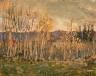 Arthur Lismer / Poplars / 1914
