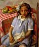Robert Brackman / Somewhere in America / ca. 1933-1934