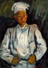 William H. Johnson / Young Pastry Cook / ca. 1928-1930