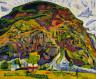 William H. Johnson / Mountain Road, Sunnmore, Norway / ca. 1935-1938