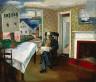 Morris Kantor / Captain's House / 1929