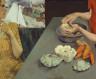 Peter Blume / Vegetable Dinner / 1927