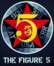 Robert Indiana / The Figure Five / 1963