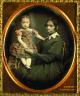 Jeremiah Gurney / Woman and Child / ca. 1850