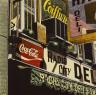 Robert Cottingham / Radio City Deli / 1980-1982