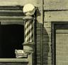 Robert Cottingham / Barber Shop / 1989