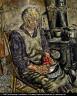 Ivan Albright / The Farmer's Kitchen / ca. 1934