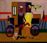 William H. Johnson / Honeymooners / ca. 1941-1944