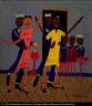 William H. Johnson / Sailors' Dance Hall / ca. 1942-1944