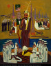 William H. Johnson / King Ibn Saud / ca. 1945