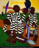 William H. Johnson / Chain Gang / ca. 1939