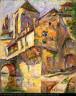 William H. Johnson / Vieille Maison at Porte / ca. 1927