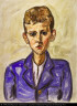William H. Johnson / Young Dane / ca. 1931-1932