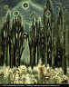 Charles Burchfield / Orion in December / 1959