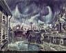 Charles Burchfield / Night of the Equinox / 1917-1955
