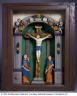 Joseph Koenig / Crucifixion Shrine / Late 19th century