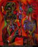 Gerome Kamrowski / The Spectral Attitudes / 1941