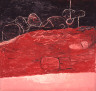 Philip Guston / Red Sea; The Swell; Blue Light / 1975