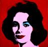 Andy Warhol / Red Liz / 1962