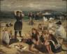 John Sloan / South Beach Bathers / 1907-1908