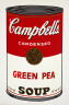 untitled [Green Pea] from Campbell&#039;s Soup I