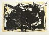 Robert Motherwell / La Guerra II / 1980