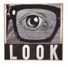 Joe Tilson / LOOK! / 1964