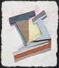 Frank Stella / Olyka (III) from the Paper Relief Project / 1975