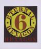 Robert Indiana / Eternal Hexagon / 1964