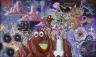 Kenny Scharf / When the Worlds Collide / 1984