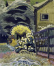 Charles Burchfield / Noontide in Late May / 1917