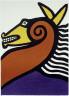 Alexander Calder / The Horse / 1976