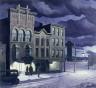 Charles Burchfield / Winter Twilight / 1930