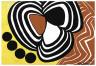 Alexander Calder / Four Black Dots / 1974