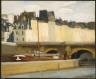 Hopper, Edward / Écluse de la Monnaie / (1909)