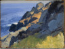 Hopper, Edward / (Rocky Shore and Sea) / (1916)-(1919)