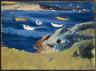 Hopper, Edward / (Dories in a Cove) / (1914)