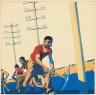 Hopper, Edward / (Workmen with Picks) / ca. 1916-ca. 1918