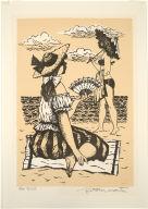 Sun Woman # 3