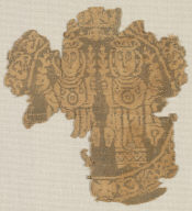 Fragmentary Roundel, Segmentum from a Tunic