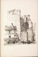 Twenty Lithographs of Old Paris: Passy Ancien et Nouveau, Paris